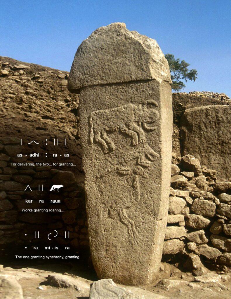 Göbekli Tepe, Secret temples