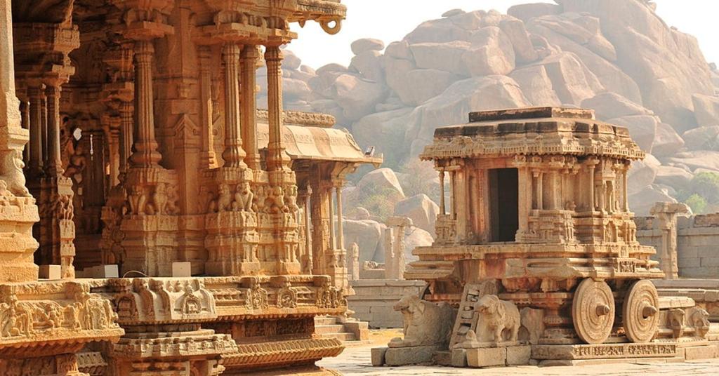 Hinduism, Secret Temples