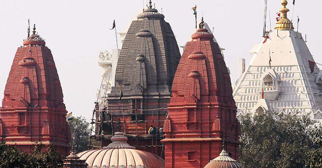 Jainism, Secret Temples