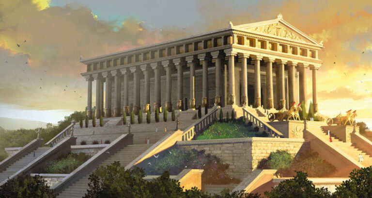Famous Roman temples around the globe: Cultural heritage